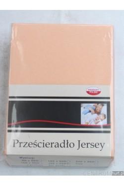 Prześcieradło jersey z gumką (180 x200) V27-13
