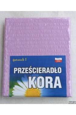 Prześcieradło KORA (160x200) V27-18
