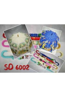 Parasol dla dzieci półautomatyczna Laska SD6002