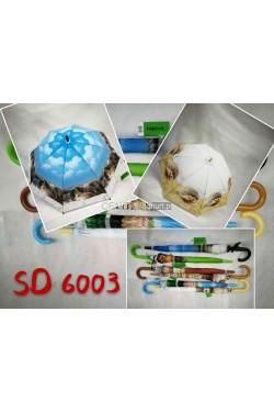 Parasol dla dzieci półautomatyczna Laska SD6003