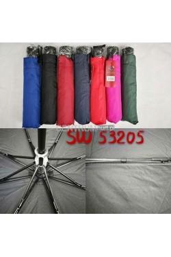 Parasol 3xskładany manual SW53205