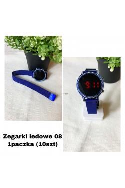 Zegarek ledowe damskie 3877