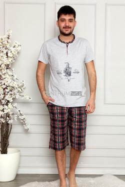 Piżama męska (M-2XL) LAP-22253