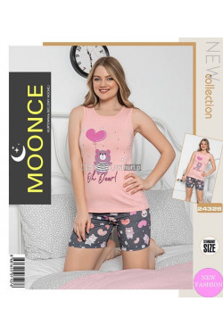 Piżama damska Turecka 24326