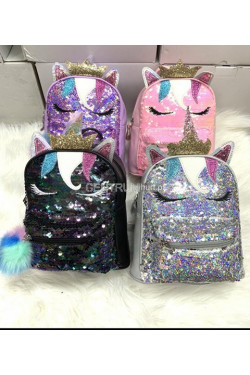 Plecak dziewczęcy 0756