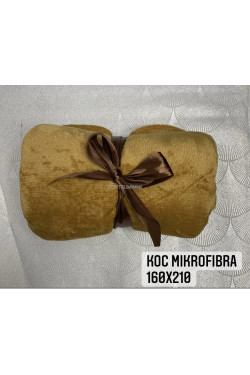 Koc mikrofibra (160x210) 2044