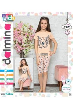 Piżama dziewczęca Turecka (4-7) 9879