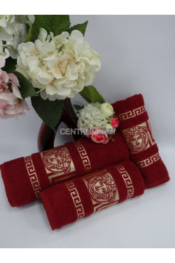 Ręczniki 100% bawełna (50x90) 6461