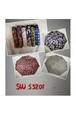 Parasol 3x składany SW53201