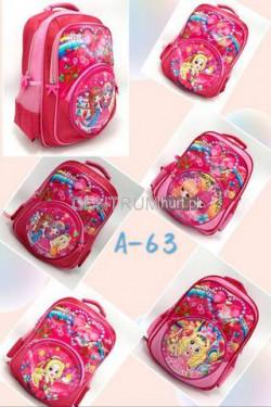 Plecak dziewczęcy A63
