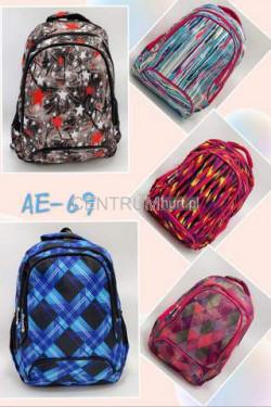 Plecak dziewczęcy AE69