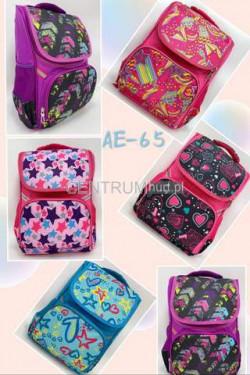 Plecak dziewczęcy AE63