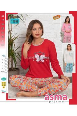 Piżama damska (S-2XL) 11856