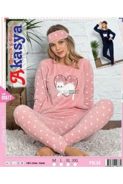 Piżama damska (M-2XL) 01877