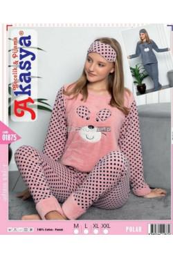 Piżama damska (M-2XL) 01875