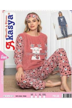 Piżama damska (M-2XL) 01880