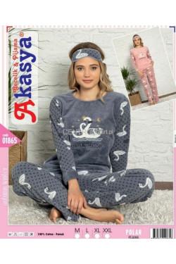 Piżama damska (M-2XL) 01865