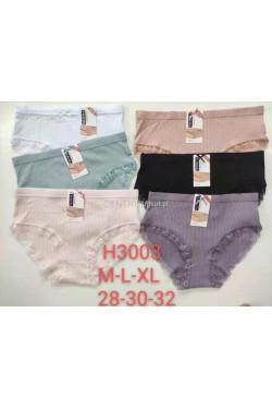 Majtki damskie (M-XL) H3003