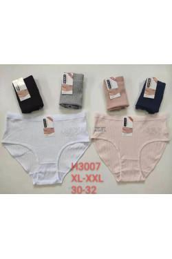 Majtki damskie (XL-3XL) H3007