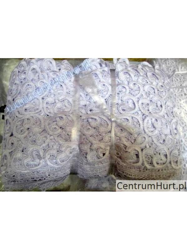 Gipiura Do Firanki 20cm Biała Ola 021
